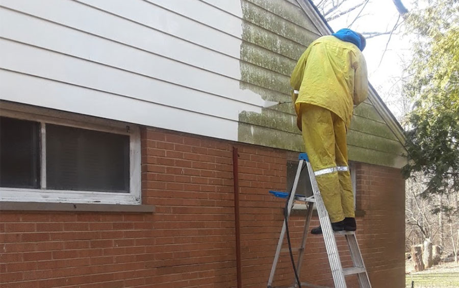Power Washing Ernest Windows Window Washing Deerfield